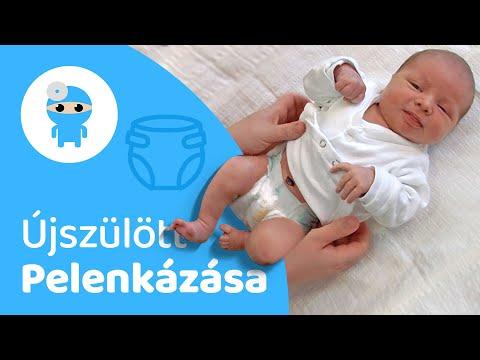 férgek előkészítése újszülöttek számára