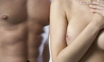 A mellrák a férfiak életét is veszélyezteti