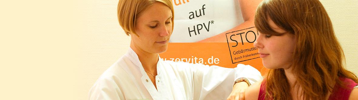 hpv impfung módon kosten