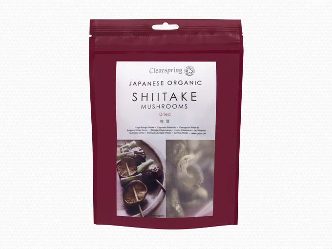 Japán shiitake gomba