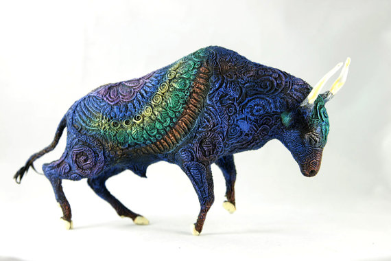 Amit a bika álmodott. Fuss el az álomkönyvben szereplő bikától