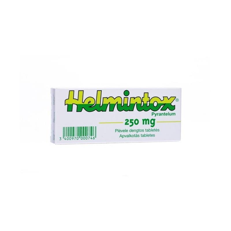 helmintox atkartoti parazita papilloma