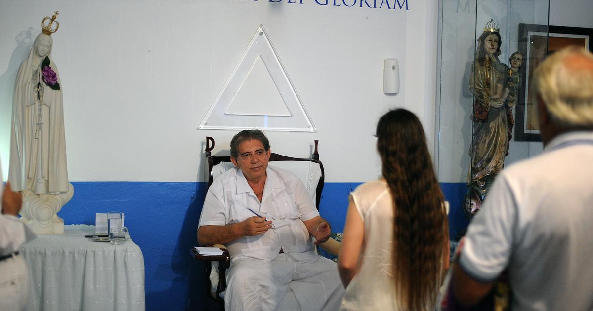 orális rák Argentínában